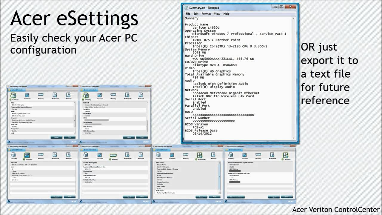 Acer Veriton S460 Realtek LAN Driver for Windows 10