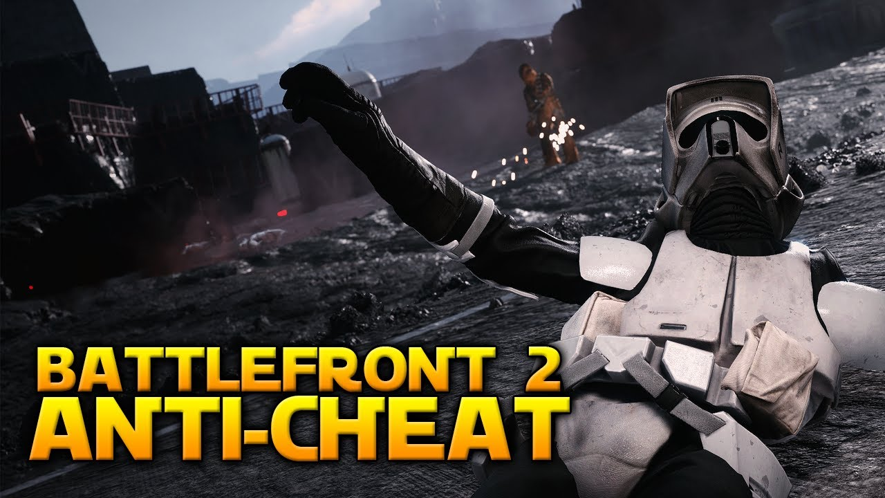 Why Star Wars Battlefront II Needs A Better Anti-Cheat System!