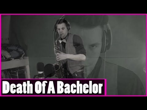 Death of a bachelor - Panic! At The Disco | Alto Sax Cover