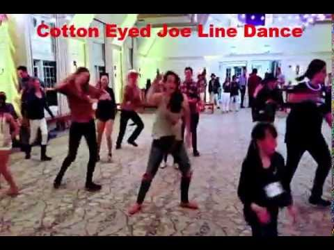 Cotton Eyed Joe Line Dance Rednex