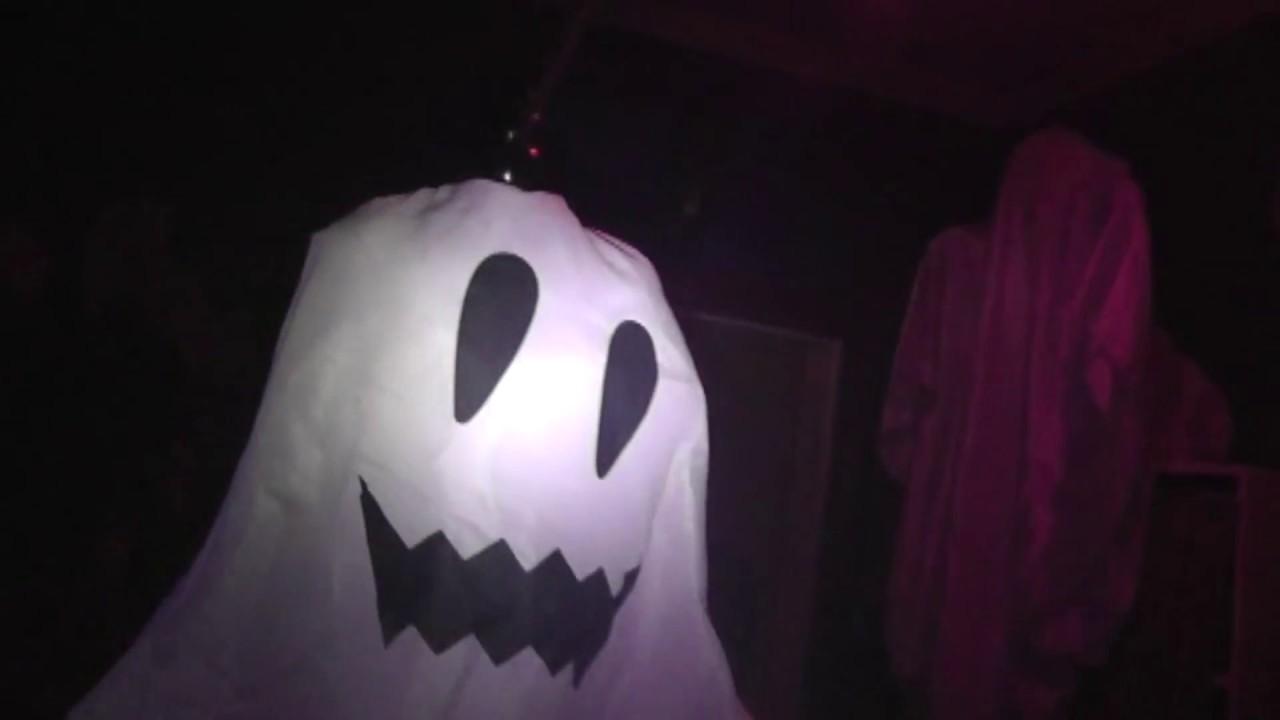 Halloween Haunted House  10-30-16