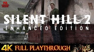 Silent Hill 2 |PC►Enhanced Edition 2018| Full Gameplay Walkthrough No Commentary