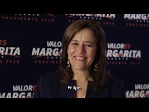 Renuncio a mi Candidatura | Margarita Zavala