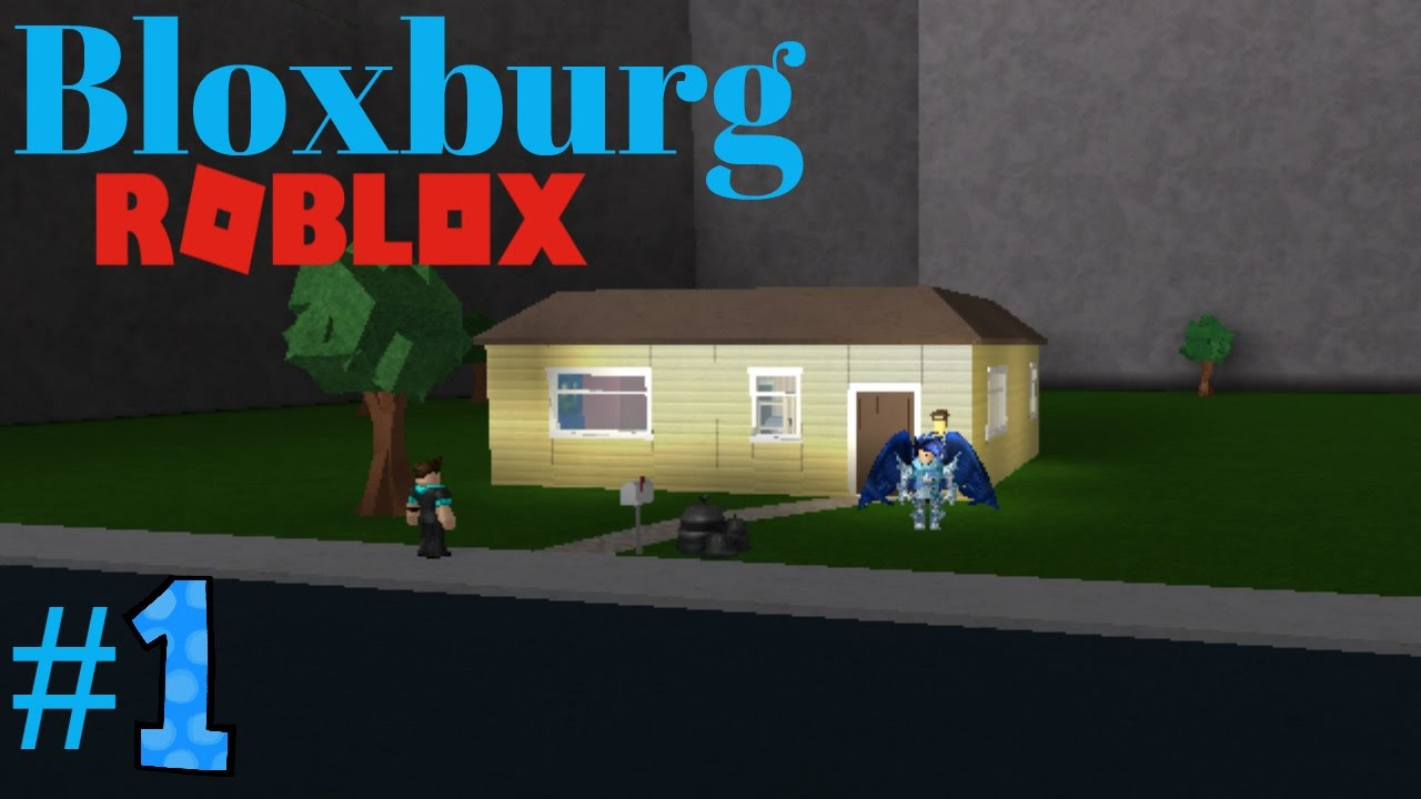 1 Floor Mansion Bloxburg