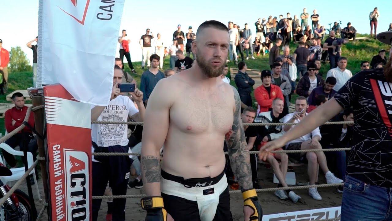 ЭЛИТА ВДВ против Чемпиона Боев ММА !!!!