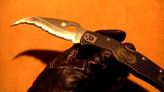 The Spyderco Matriarch 2: Hell-bent on Mayhem