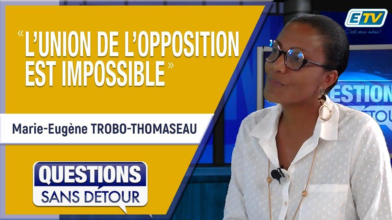 Questions Sans Détour avec Marie-Eugène TROBO-THOMASEAU