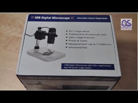 In mp hd adjustable industry industrial microscope camera set
