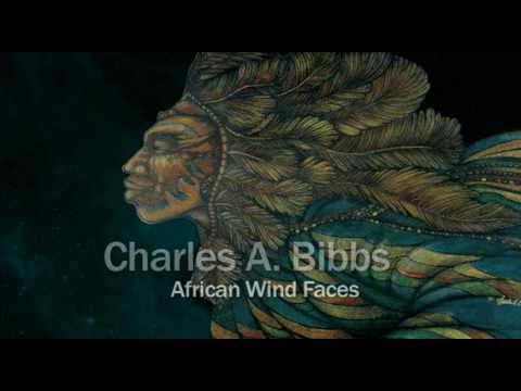 Charles Bibbs Art Collection | African Wind Faces