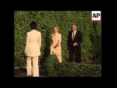 UK: BIRMINGHAM: G8 SUMMIT LATEST