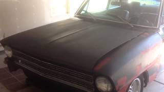 1967 sedan nova walk around pt 1