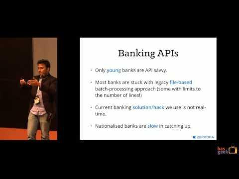 How UPI and banking APIs are changing the brokerage industry: Satyajit Sarangi, Zerodha