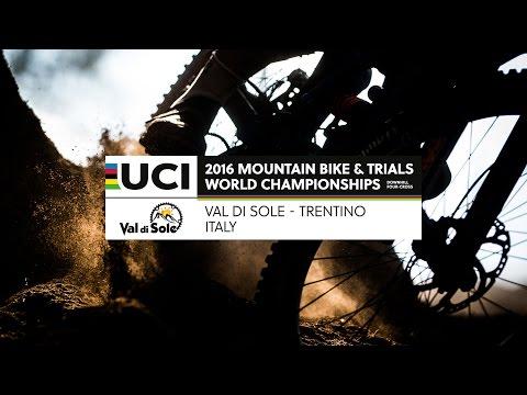 2016 UCI Mountain bike World Championships  Val di Sole Trentino ITA  4X LIVE