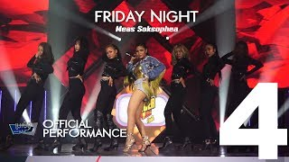 Friday Night - Meas Soksophea CTN 15th Anniversary Concert