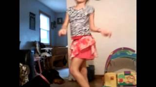 handstand music video