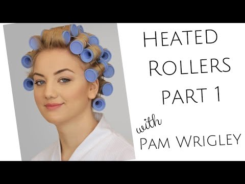 part-1-learn-how-to-set-the-hair-in-heated-rollers-&-get-a-smooth-sleek-glossy-curl-with-hot-rollers