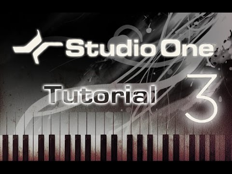 Studio One 3 - Tutorial for Beginners [+ General Overview]* - 14 MINS!