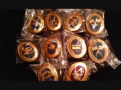 Masonic Jewels 009