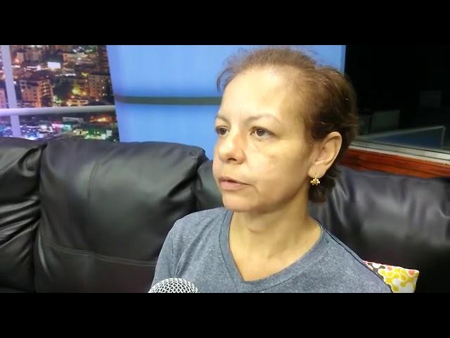 Mujer que padece de cáncer solicita ayuda para cubrir tratamiento