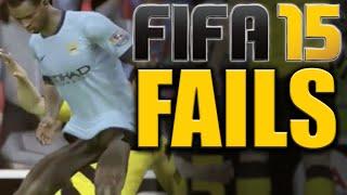 FIFA 15 FAIL Compilation - WTF EASPORTS
