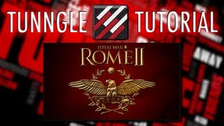 How To Play Total War: Rome 2 Online Using Tunngle