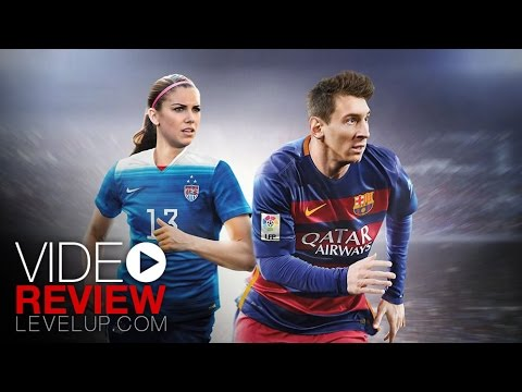 VIDEO REVIEW: FIFA 16