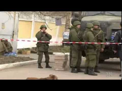 Russia denies responsibility for the tension in Ukraine