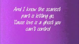 Repeat youtube video Christina Perri - 'The Words' Lyrics