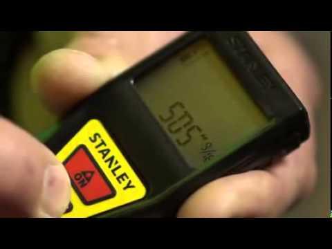 Telemetre laser stanley tlm 65 pro youtube - Telemetre laser stanley ...