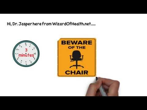 Sitting Disease are you sitting too much? sitting disease explained