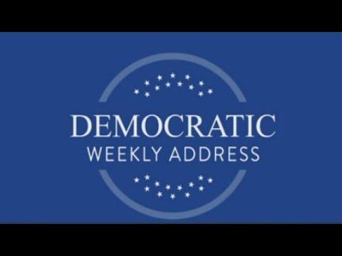 Democratic Weekly Address Saturday, November 18, 2017