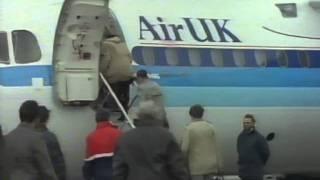 Air UK 1988 - Promotional Video - (rough audio)