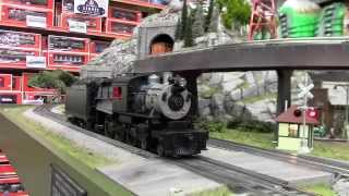 MTH 4-6-0 Imperial Camelback Steam Engine With Proto-Sound 3.0