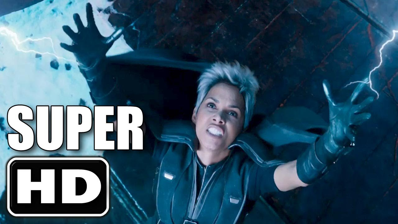 Download [Super HD 2160p] X-MEN Days Of Future Past Trailer