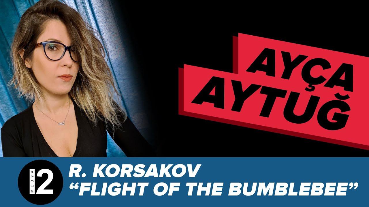 "R. Korsakov ""Flight of the Bumblebee"""