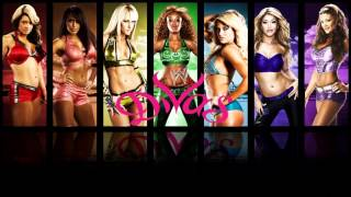 "WWE Divas Theme ""Feelin Me"" 2008 with Download Link HD / #GiveDivasAChance"