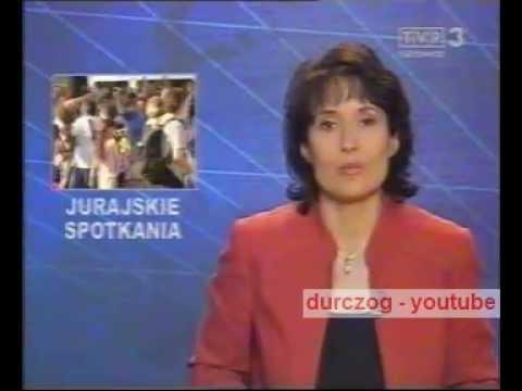 Trójka/Trójka Katowice - przełączenie + Aktualności Wieczorne z 18.07.2004 (fragment)