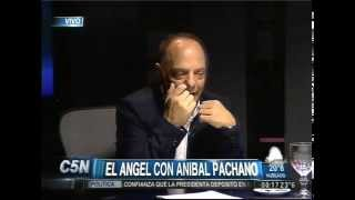C5N - ANIBAL PACHANO EN EL ANGEL DE LA MEDIANOCHE