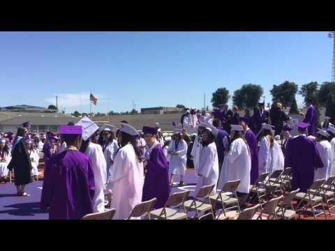Pasco High School 2015 graduation