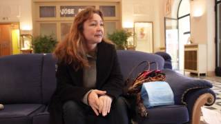Revue Souffles Interview Catherine Frot par Christophe Corp