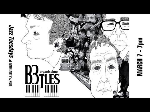 Jazz Tuesdays featuring organissimo (3/7/17)