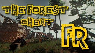 the forest /comment avoir tous les mods / cheat .........