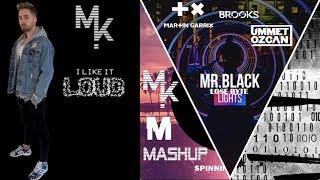 Martin Garrix Vs. Ummet Ozcan Vs. Mr. Black - Lose Byte Lights (Makaabi & Marv!n K!m Mashup)