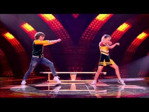 GENIALNY występ małych tancerzy! Musisz to zobaczyć! [Mali Giganci]