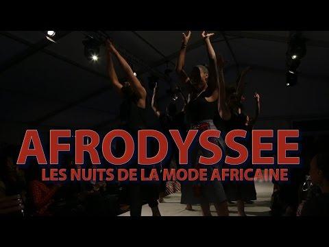 Afrodyssee ● Les Nuits de la Mode Africaine ● Genève