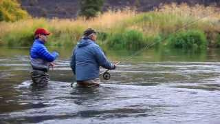 A Drift Inside - Göran Andersson on the Deschutes