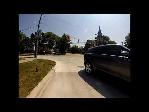 Biking Dearborn, MI Neighborhoods Part 1