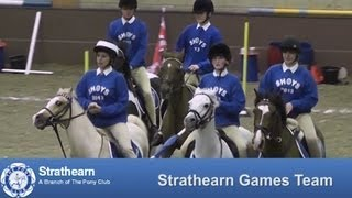 Strathearn Pony Club -  Horse of the Year Show 2013
