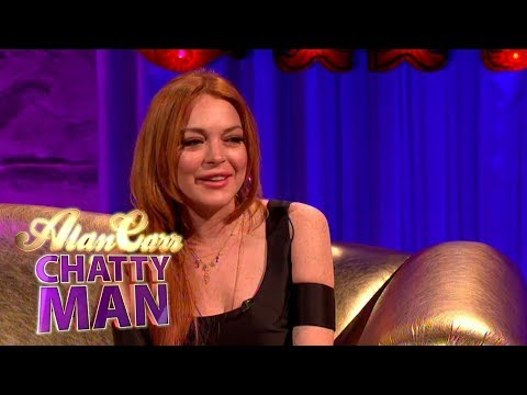 Lindsay Lohan - Full Interview on Alan Carr: Chatty Man