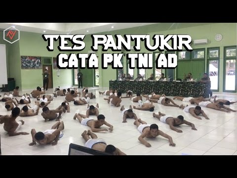 TES PANTUKIR CATA PK TNI AD